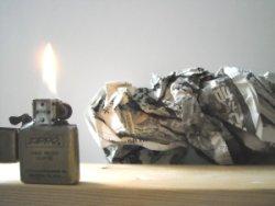燃焼の条件