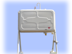 灯油タンクの点検や油配管の修理も扱ってます